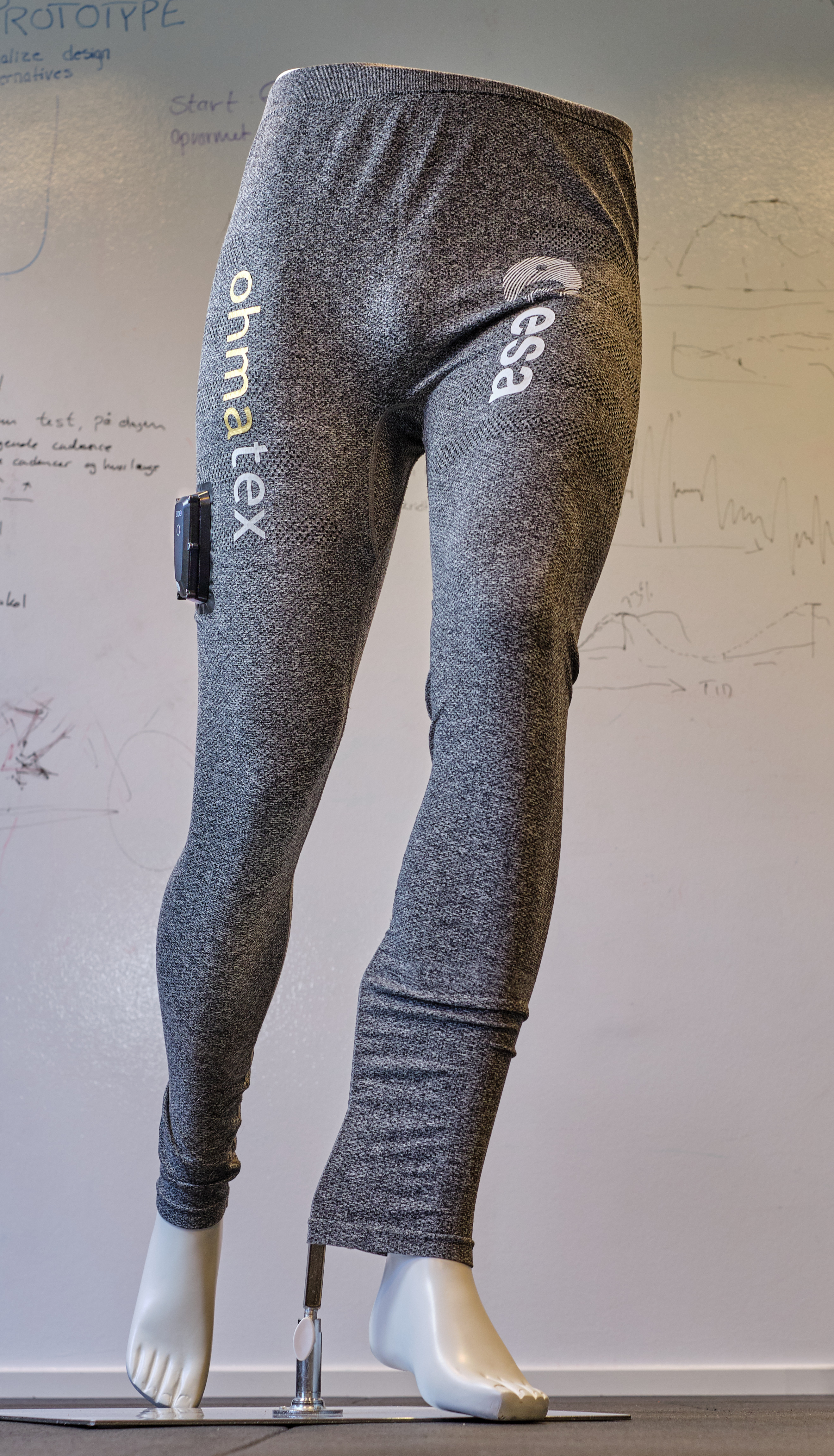 The training tights from Ohmatex.