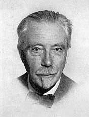 Portrait of August Krogh