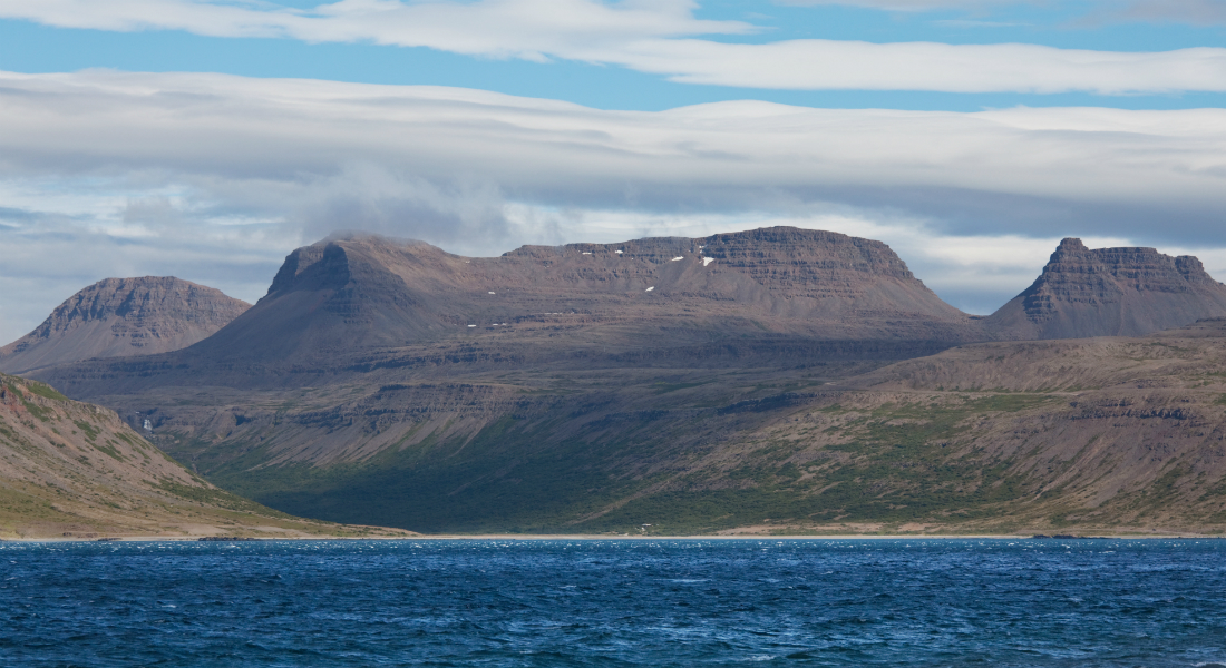 Icelandic coasts