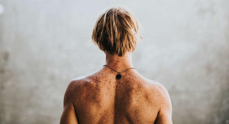 A back.