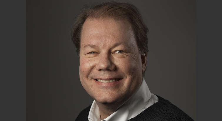 Professor Søren Brunak.