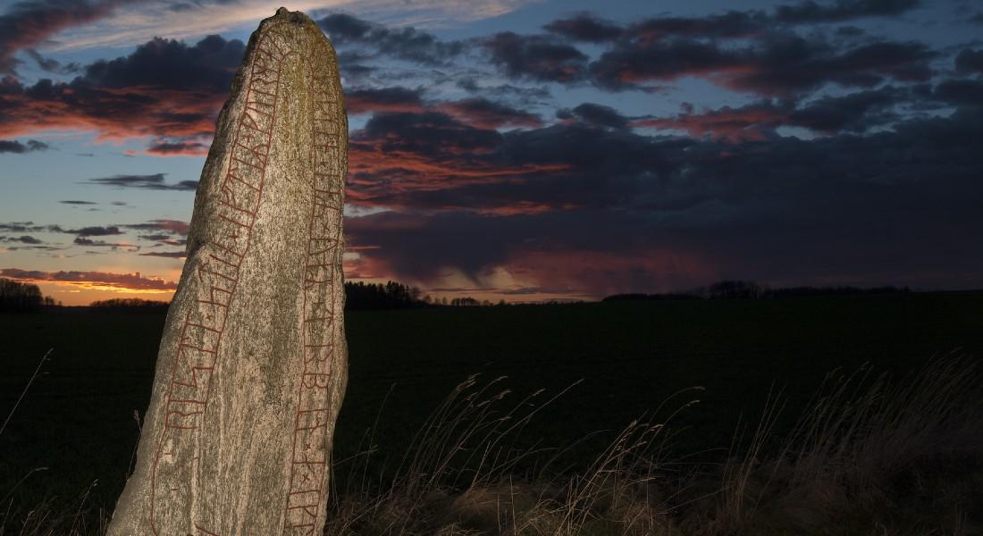 Rune stone